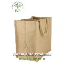 Eco Jute Shopper manufacturer from India